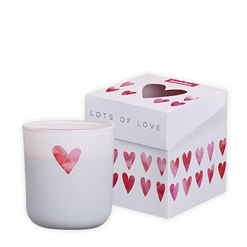 Bolsius candles deco lights gift Love