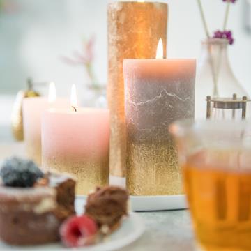 Ontdek onze nieuwe kaarsen van dit seizoen - Kleur harmonie leven ...